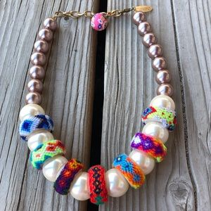 Sought After Anthropologie Lenora Dame Necklace!